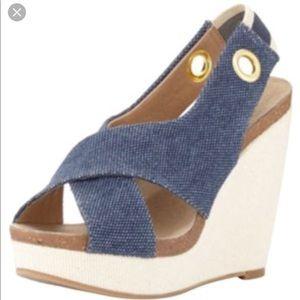 Splendid wedge shoes